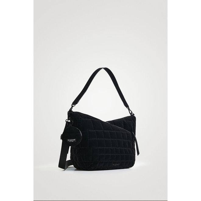 Padded sling bag Women - Black