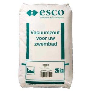 Esco Zwembadzout Standard - Ind Vacuumzout - 25kg