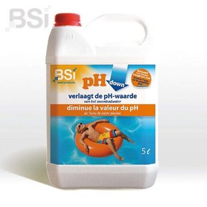 BSI pH Down Liquid - 5L
