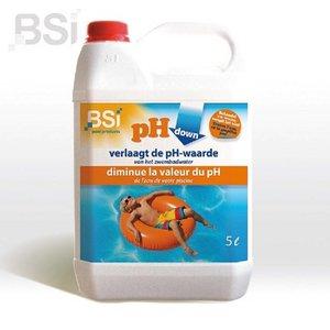 BSI pH Down Liquid - 5L