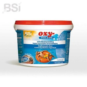 BSI Oxy-Pool & Spa - 2.5 KG
