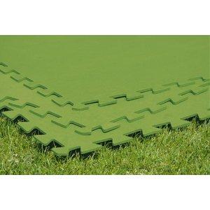 Bestway Ondertegels Zwembad - Groen - 8 stuks
