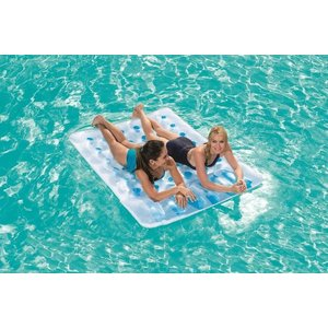 Bestway Luchtbed 2-persoon Lounge Double Beach