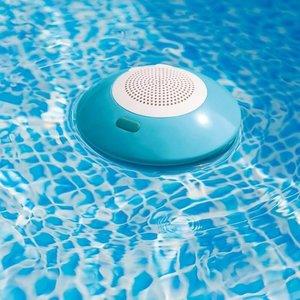 Intex Drijvende speaker met LED licht