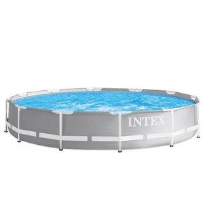 Intex Prism Frame Zwembad 366 x 76 cm SET (met cartridge filterpomp)- 2019