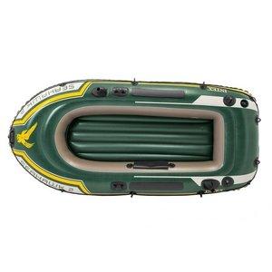 Intex Seahawk 2 Rubberboot Set incl. Peddels + Pomp