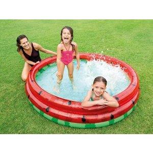 Intex Opblaasbaar zwembad watermeloen