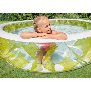 Intex Opblaasbaar zwembad 'Pinwheel Pool