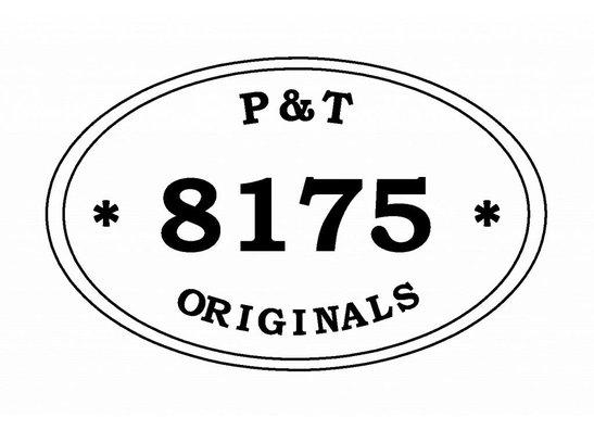 P&T originals 8175