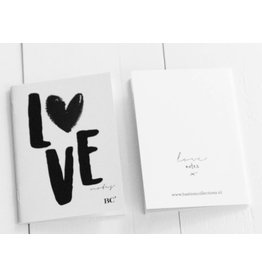Bastion Collections Notebook klein  Love