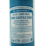 DR.BRONNER baby wasgel-shampoo gevoelige huid