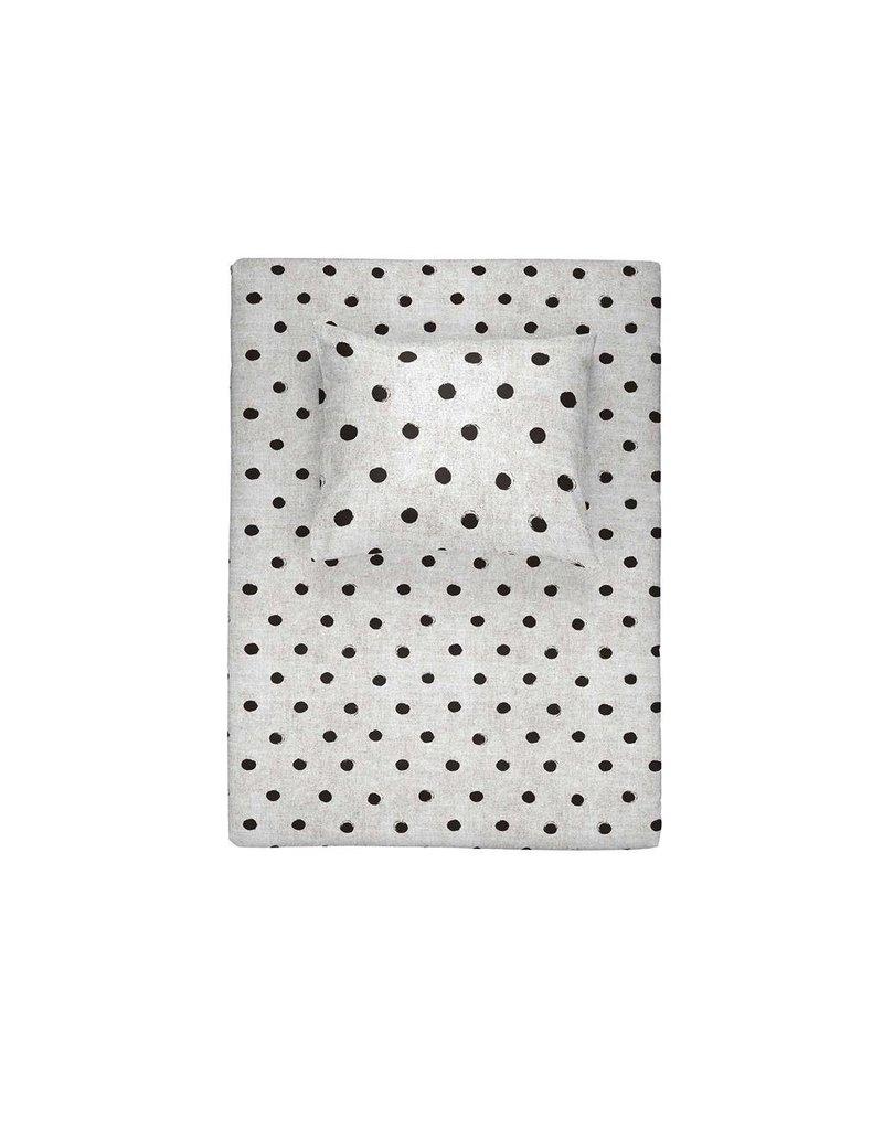 Walra 1-persoons dekbedovertrek Dots