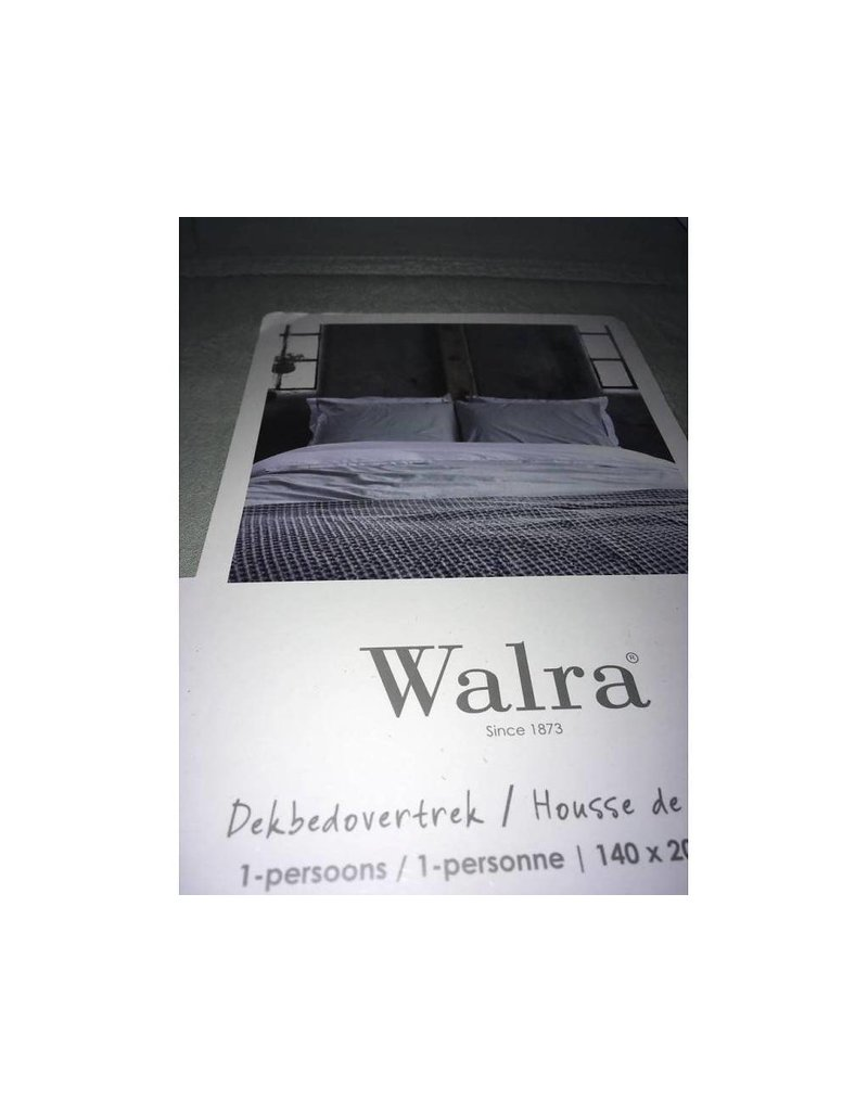 Walra Stewart vintage Jade dekbedovertrek