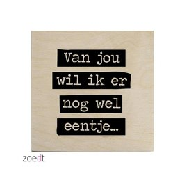 Zoedt Houtprint