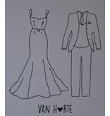 PIT Tekst en creatiebureau Hoera, getrouwd!