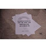 PIT Tekst en creatiebureau 4x doopkaartje