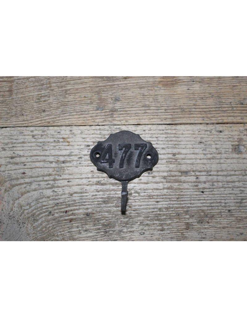 P&T originals 8175 Metalen haak 477