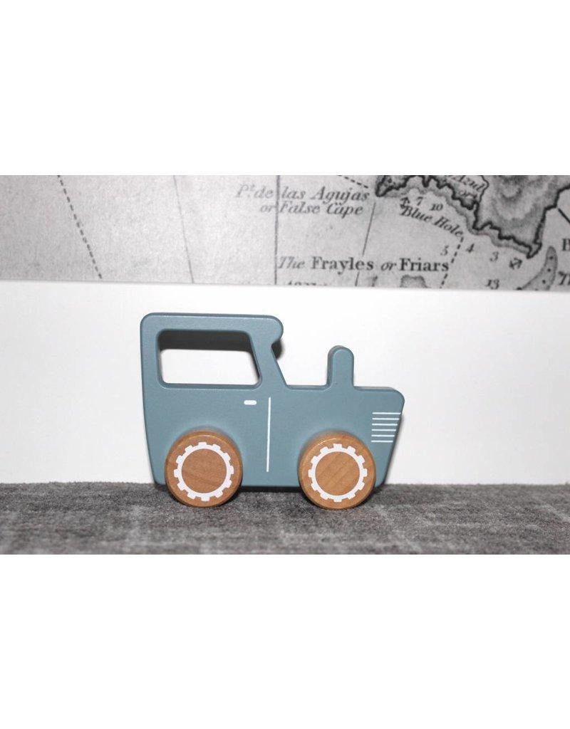 Little Dutch Little Dutch Tractor - Hout