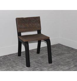 P&T originals 8175 Kinder stoeltje van robuust hout
