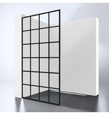 "Best Design BD Inloopdouche Walk-In ""Black-900-Screen"" 900x2000x10mm"