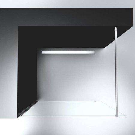 "Best Design BD ""ERICO-800"" Inloopdouche 77-79 cm NANO 8mm glas"