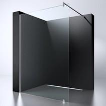"""BD """"ERICO-1400"""" Inloopdouche 137-139 cm NANO 8 mm glas"""