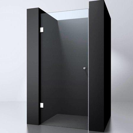 "Best Design BD ""ERICO"" nisdeur zonder profiel 85x200cm NANO glas 8mm"