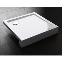 """BD """"Project"""" Opbouwdouchebak vierkant 100x100x14 cm"""