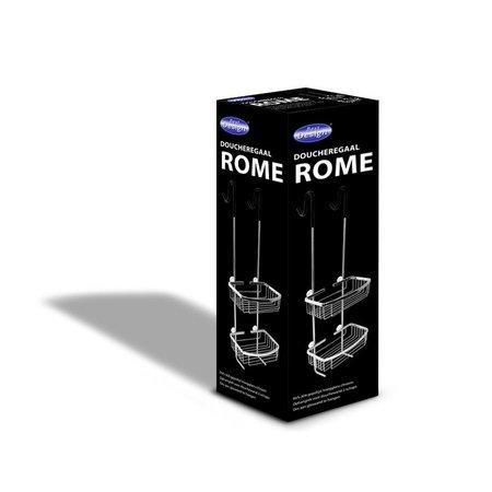 """Best Design BD """"Rome"""" Ophangrek (doucheregaal)"""