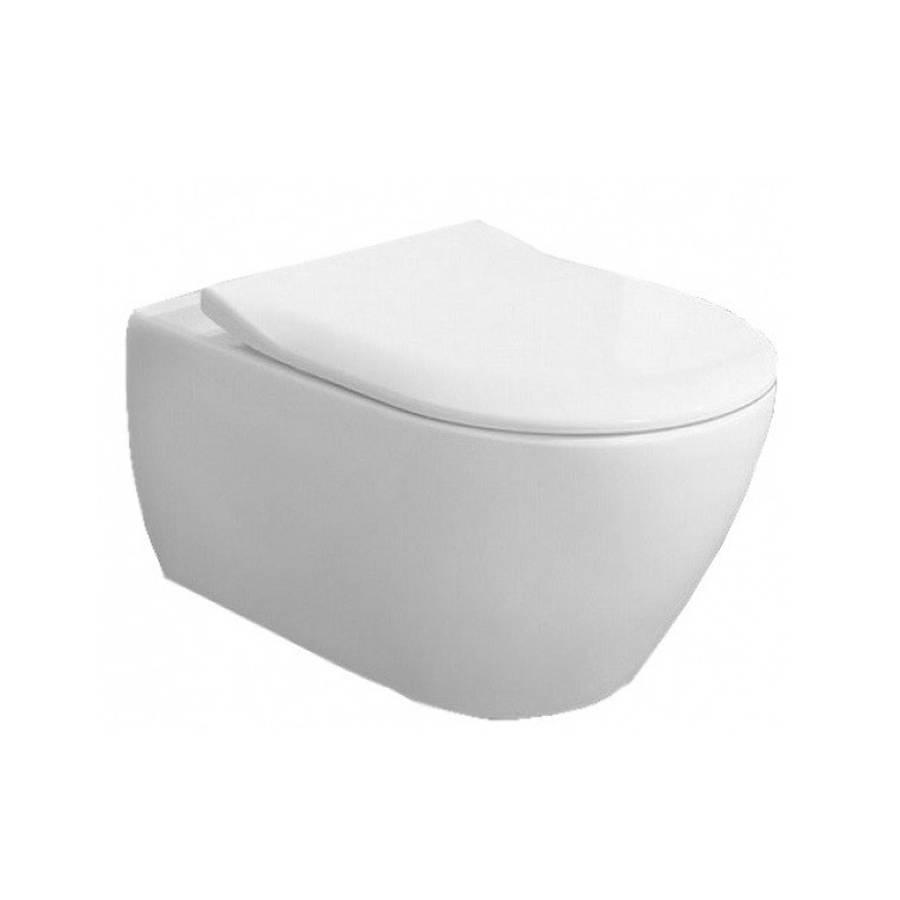 Toilet Villeroy En Boch.Villeroy Boch Subway 2 0 Wandcloset Wit Toiletten Sanitair Brabant