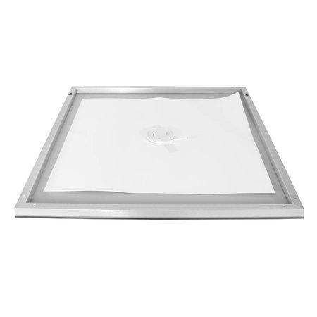 Samano 50x75cm Spiegelverwarming