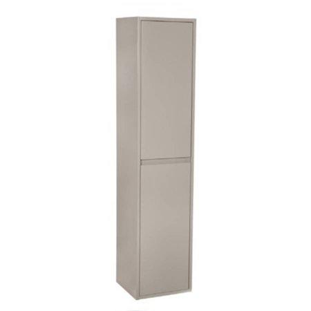 Samano New Future Kast Badkamermeubel | taupe | 160 cm | greeploos | 2 deuren