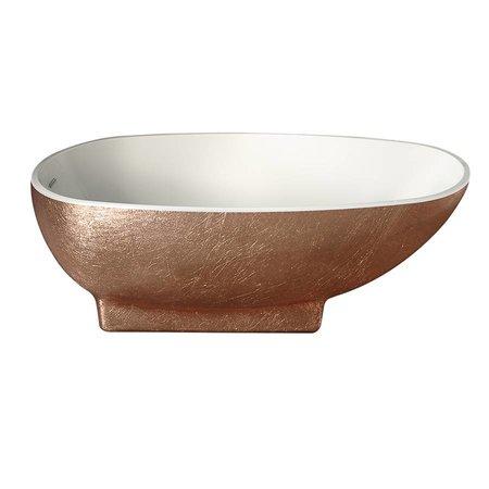 Best Design Best Design Vrijstaand Bad | Color-Bronze | 168x78x60 cm | brons