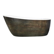 Best Design Vrijstaand Bad | Color-Croco | 180x80x73 cm | groen