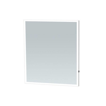 Samano Spiegel Edge | 60x70 cm | rechthoek | met LED verlichting