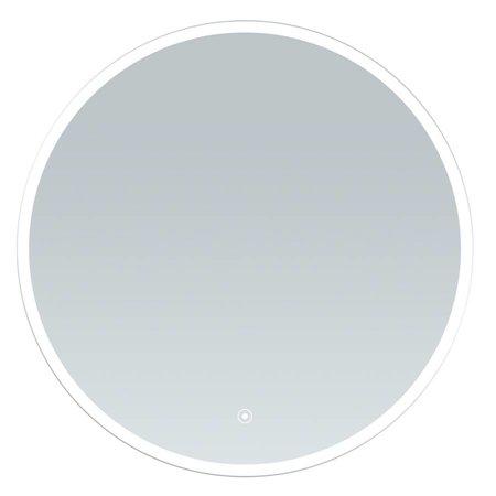 Samano Spiegel Edge rond | 70 cm | rond | met LED verlichting