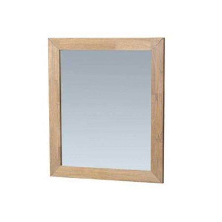 Samano Spiegel Natural Wood | 60 cm | eikenhout | zonder verlichting