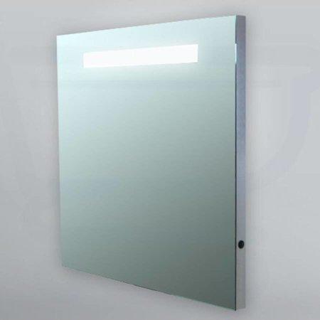 Samano Spiegel Exclusive Line Light | 100x70 cm | rechthoek | aluminium | met LED verlichting
