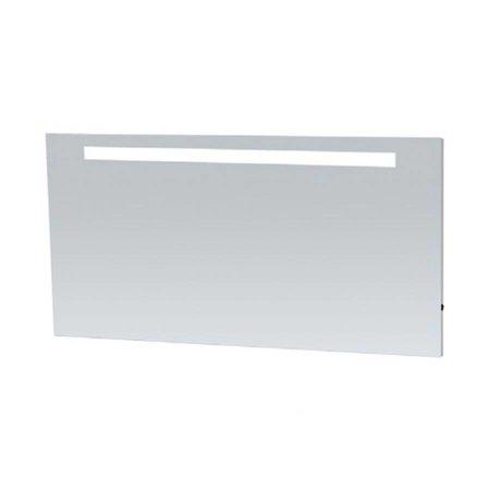 Samano Spiegel Exclusive Line Light | 140x70 cm | rechthoek | aluminium | met LED verlichting