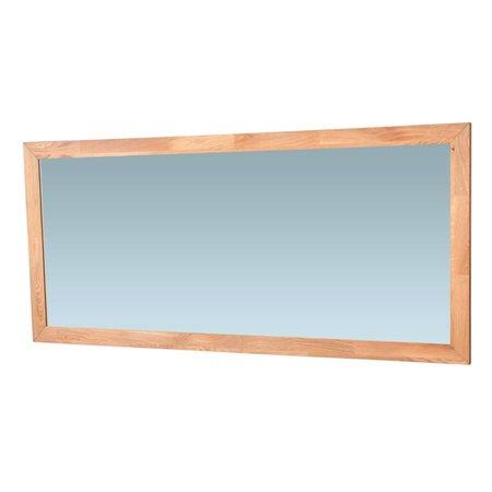 Samano Spiegel Natural Wood | 160 cm | eikenhout | zonder verlichting