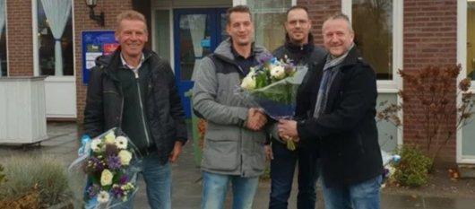 Nieuwkuijk wint opnieuw en is mede koploper in 2e periode