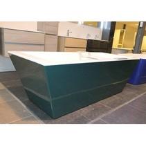 Xenz Donna vrijstaand bad | Groen | 180 x 80 cm