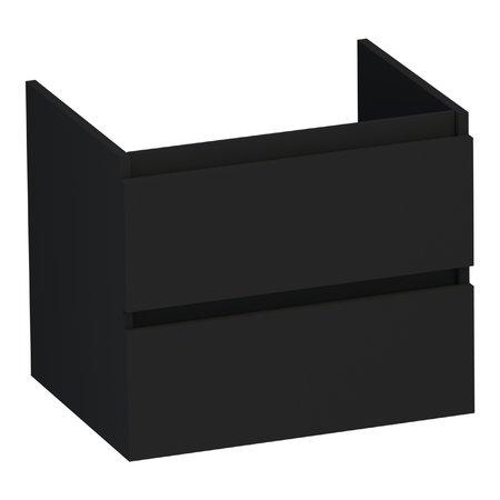Samano Onderkast Oplossing 60 cm mat zwart