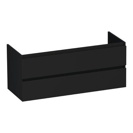 Samano Onderkast Solution 120-2 mat zwart
