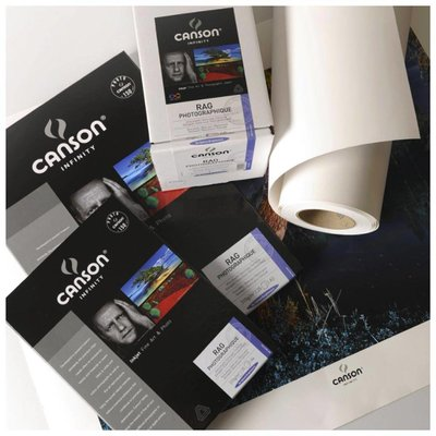 Canson Infinity Rag Photographique 210 gr/m² of 310 gr/m²