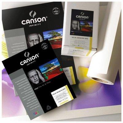 Canson Infinity Velin Museum Rag 315 gr/m²
