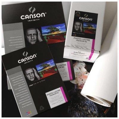 Canson Infinity Photo Lustre Premium RC 310 gr/m²