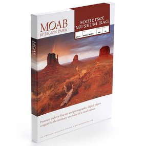 Moab Somerset Museum Rag 300 gr/m²