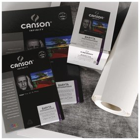Canson Infinity Baryta Photographique 310 gr/m²