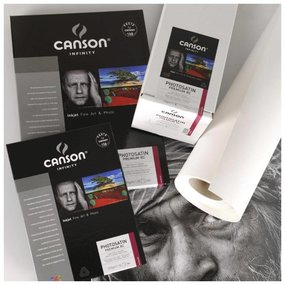"Photosatin Premium RC 270 gr/m²  Testrol 24"" x 3,05m"